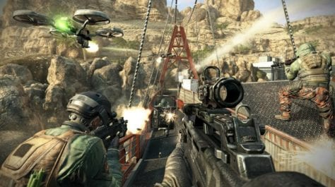 Call of Duty Black Ops II is Non-Linear