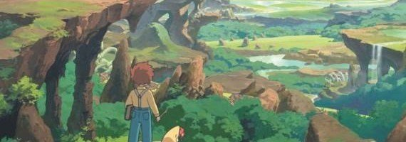 Level-5 and Studio Ghibli's Ni no Kuni PS3 Transfer