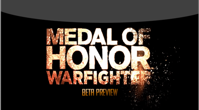 Medal of Honor Preview