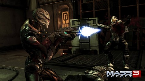 New Mass Effect 3 DLC 'Omega' Out Now