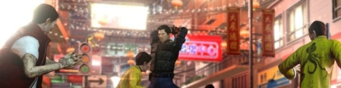 Sleeping Dogs Year of the Snake DLC Released Today