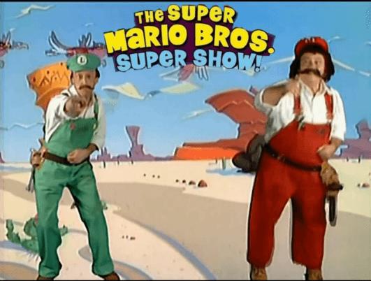Super Mario TV Show