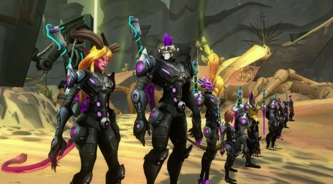 WildStar Open Beta