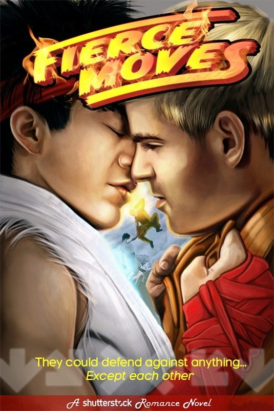 Fierce Moves - A Street Fighter Love Story