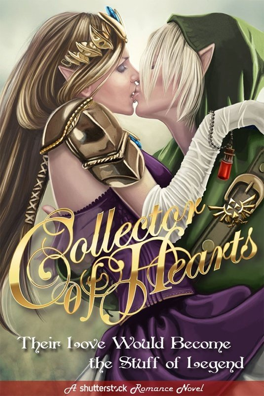 Collector of Hearts - A Zelda Love Story