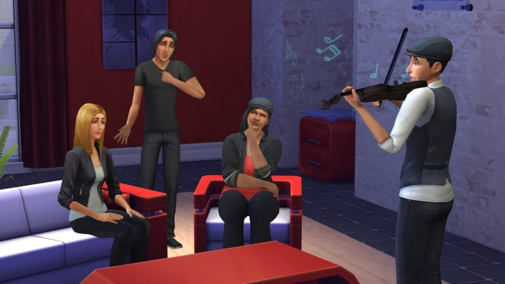 sims 4 dating service