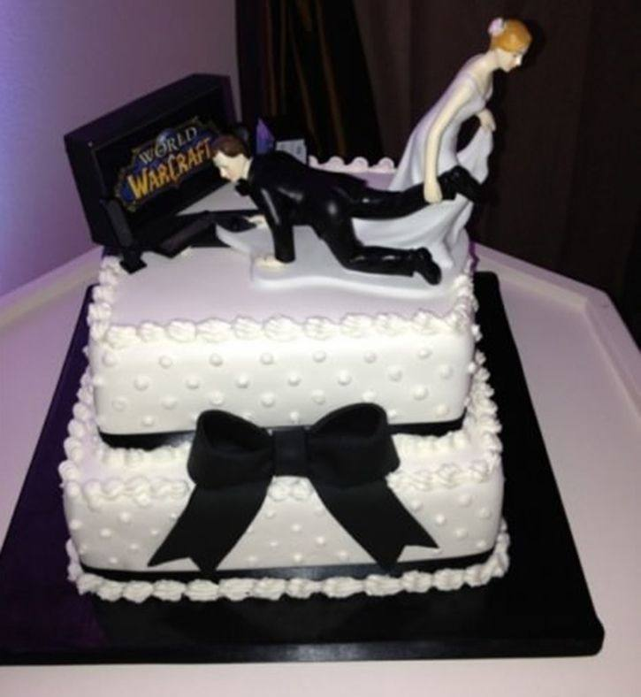 10 Great Gamer Wedding Cakes Page 4 Of 11 Gamesfinity